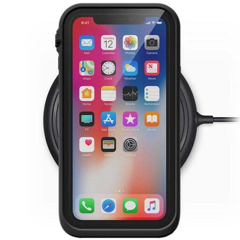 RUGGED CASE FOR IPHONE X stealth black colour Australia Stock
