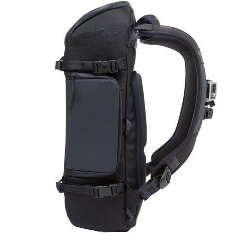 new and genuine Incase Kelly Slater Gopro Pro Action Backpack Dolphin Grey Colour Australia Stock
