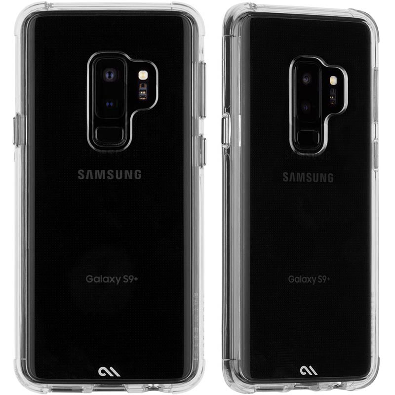 new style c4d92 adab9 CASEMATE TOUGH RUGGED CASE FOR GALAXY S9 PLUS - CLEAR