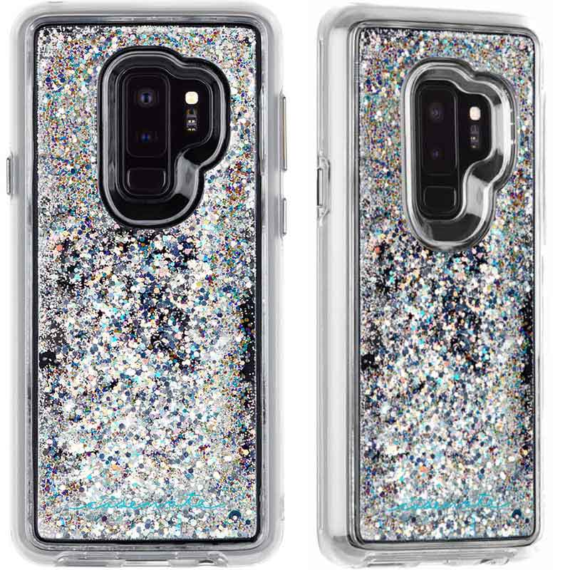 best loved 22236 6e4a9 CASEMATE WATERFALL SPARKLE GLITTER CASE FOR GALAXY S9 PLUS - IRIDESCENT