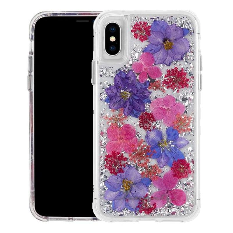 sale retailer 553d6 6b2b7 CASEMATE KARAT PETALS CASE FOR IPHONE XS/X - PURPLE