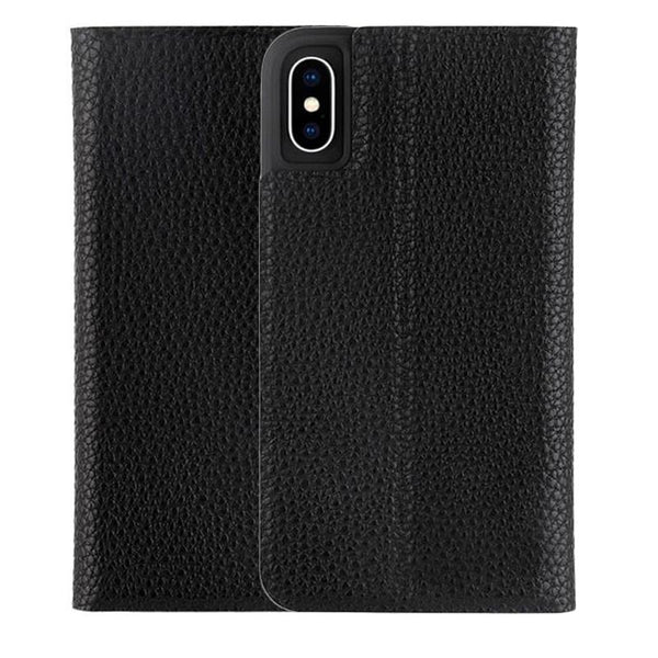 Shop Australia stock CASEMATE LEATHER WALLET FOLIO CASE FOR IPHONE XS/X - BLACK with free shipping online. Shop Casemate collections with afterpay