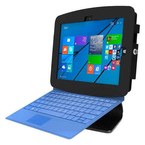 Shop Australia stock COMPULOCKS Space Surface Tablet Enclosure 360 Kiosk for Surface 3 - Black with free shipping online. Shop Compulocks collections with afterpay