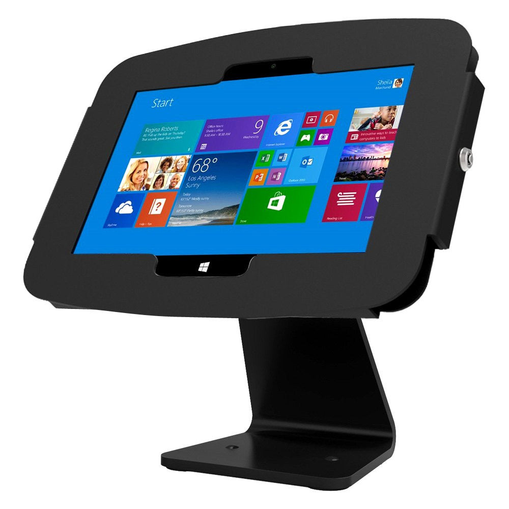 Shop Australia stock COMPULOCKS Space Surface Tablet Enclosure 360 Kiosk for Surface 3 - Black with free shipping online. Shop Compulocks collections with afterpay Australia Stock