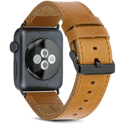 Shop Australia stock DBRAMANTE 1928 Copenhagen Full-Grain Leather Strap For Apple Watch 42/44MM - Saddle Brown/Space Grey with free shipping online. Shop Dbramante1928 collections with afterpay