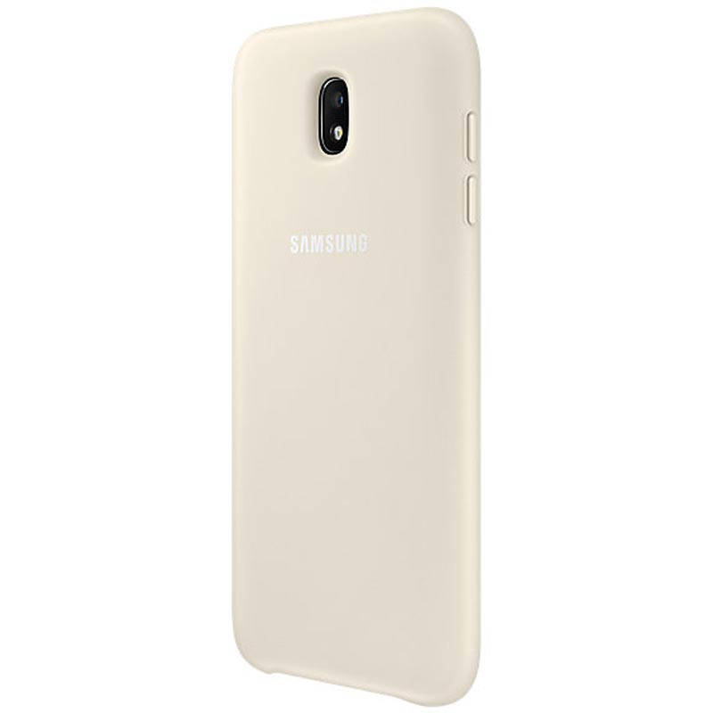 finest selection 77f07 22f16 SAMSUNG DUAL LAYER CASE FOR GALAXY J7 PRO/J7 (2017) - GOLD
