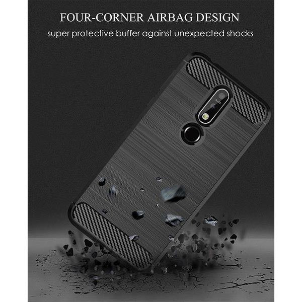 Shop Australia stock FLEXI BRUSHED TPU SLIM ARMOR CASE FOR NOKIA 7.1 - BLACK with free shipping online. Shop Flexi collections with afterpay Australia Stock