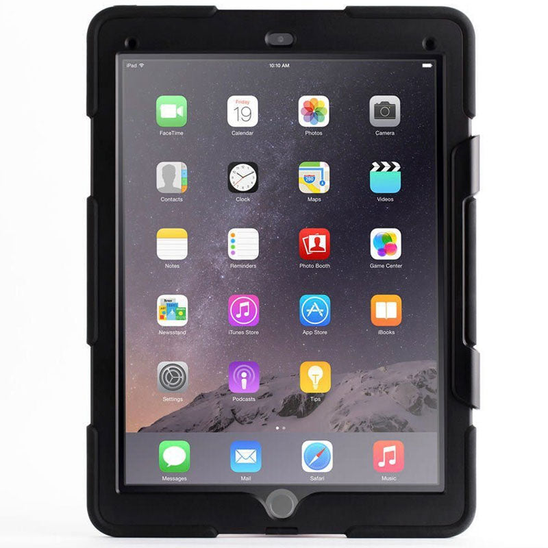 Syntricate Australia GRIFFIN SURVIVOR ALL-TERRAIN RUGGED CASE FOR IPAD PRO 12.9 - BLACK Australia Stock