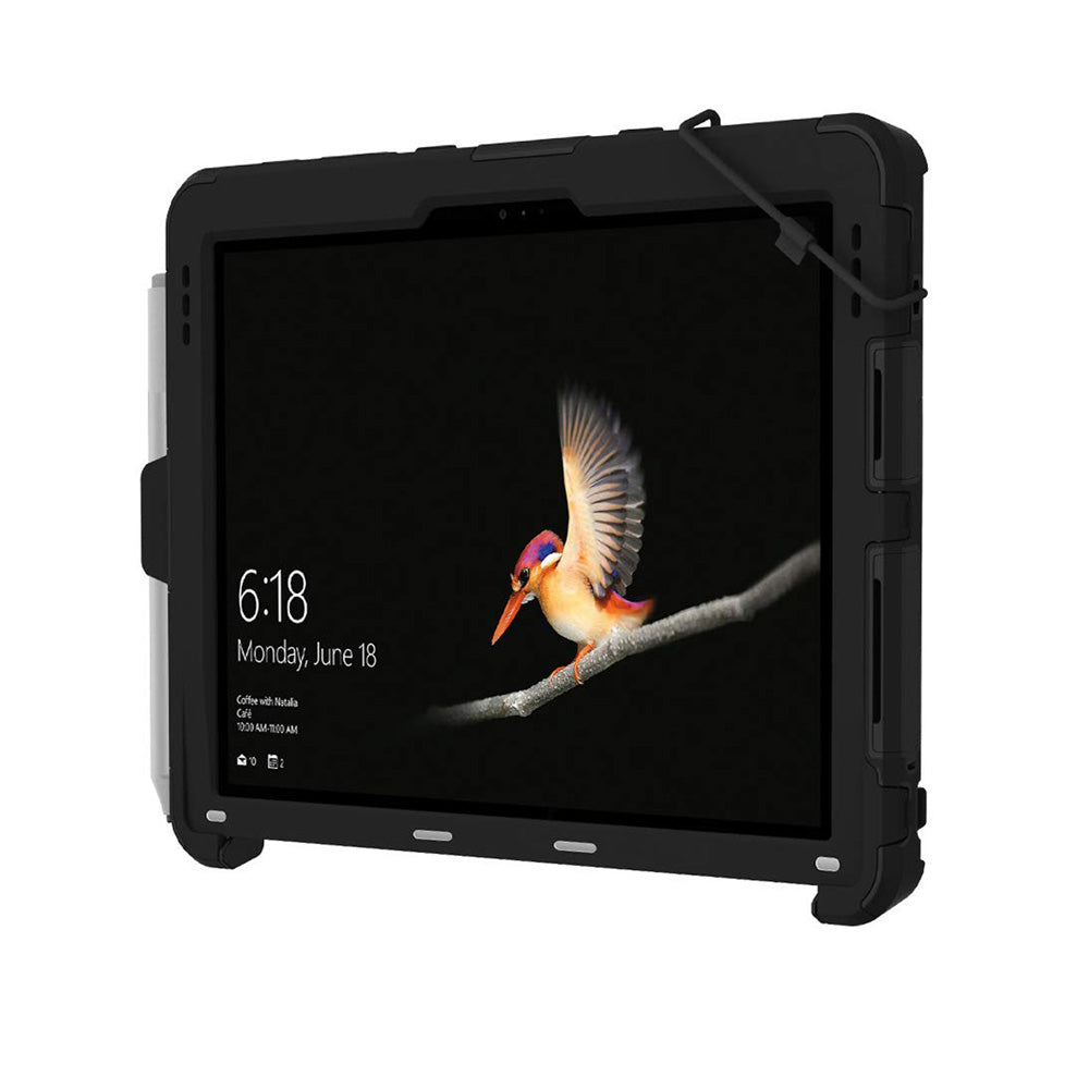 Shop Australia stock GRIFFIN SURVIVOR SLIM RUGGED CASE FOR SURFACE GO - BLACK with free shipping online. Shop Griffin collections with afterpay Australia Stock