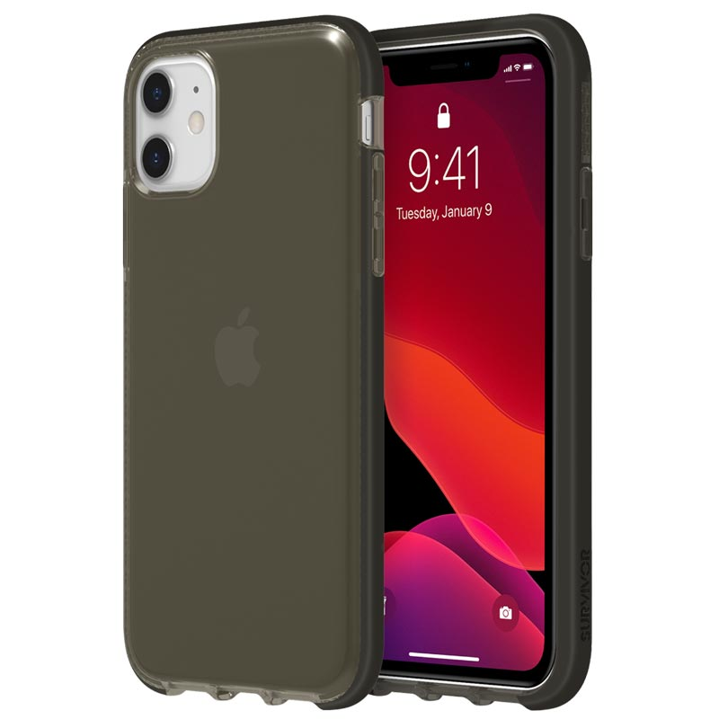 shop online australia stock griffin survivor clear case for iPhone 11 with free shipping online. shop griffin collections with afterpay payment Australia Stock