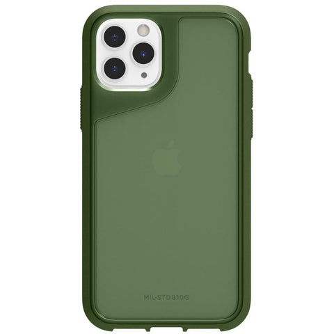 "Shop Australia stock GRIFFIN Survivor Strong Case For iPhone 11 Pro (5.8"") - Bronze Green with free shipping online. Shop Griffin collections with afterpay"