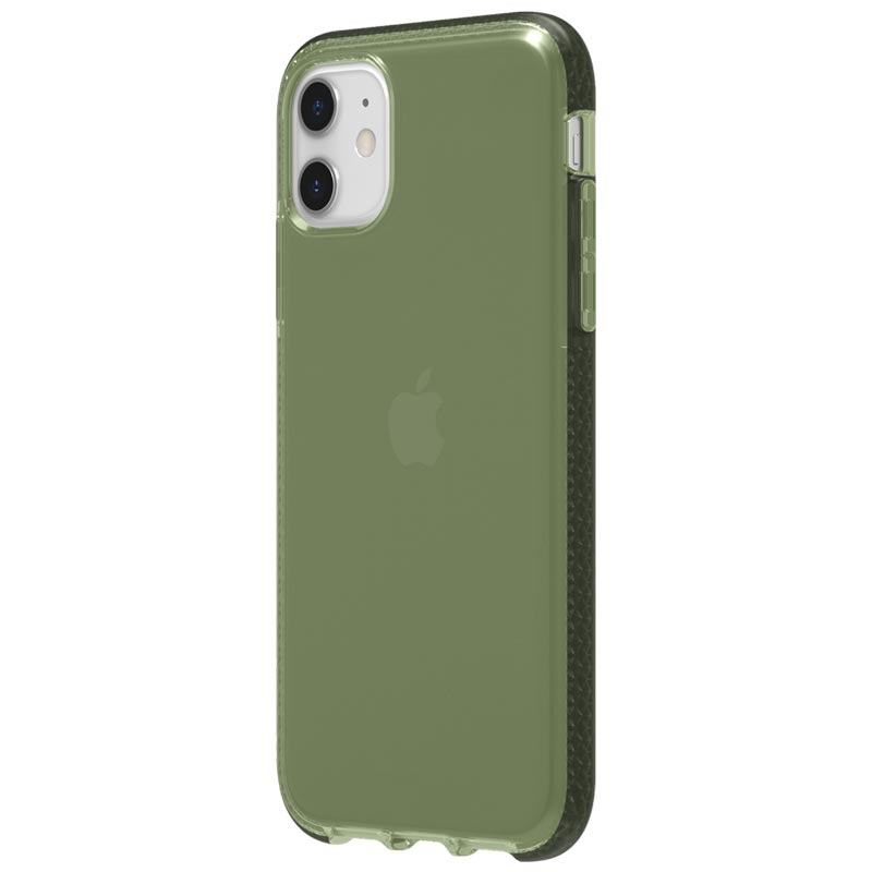 "Shop Australia stock GRIFFIN Survivor Clear Case for iPhone 11 (6.1"") - Bronze Green with free shipping online. Shop Griffin collections with afterpay Australia Stock"