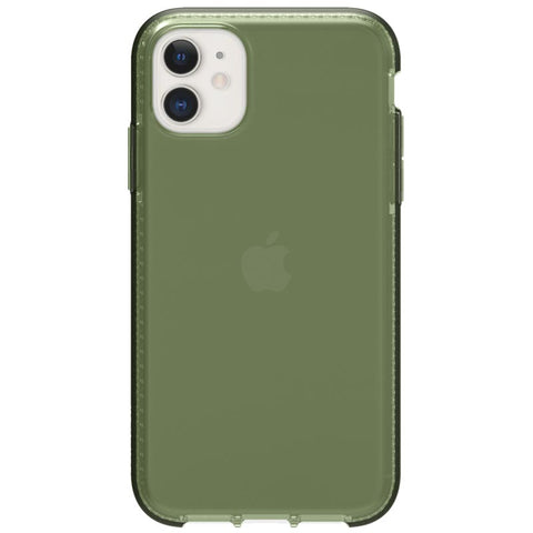 "Shop Australia stock GRIFFIN Survivor Clear Case for iPhone 11 (6.1"") - Bronze Green with free shipping online. Shop Griffin collections with afterpay"