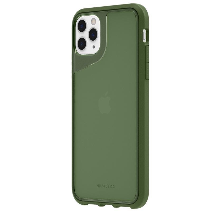 "Shop Australia stock GRIFFIN Survivor Strong Case For iPhone 11 Pro Max (6.5"") - Bronze Green with free shipping online. Shop Griffin collections with afterpay Australia Stock"