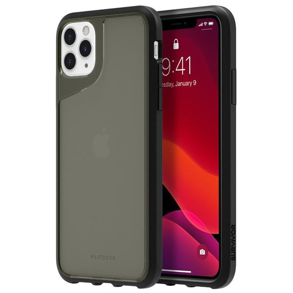 survivor strong case for iphone 11 pro max black colour