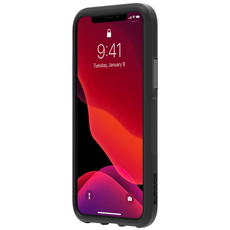 "Shop Australia stock GRIFFIN Survivor Endurance Case For iPhone 11 Pro (5.8"") -Black/Gray/Smoke with free shipping online. Shop Griffin collections with afterpay Australia Stock"