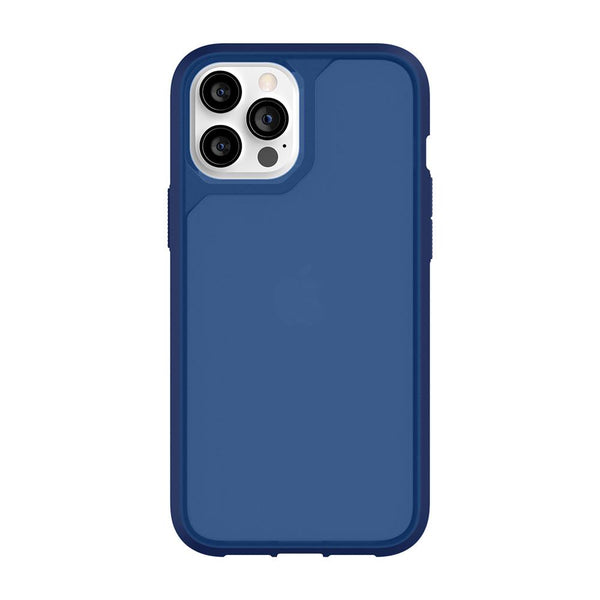"Shop Australia stock GRIFFIN Survivor Strong Rugged Case For iPhone 12 Pro / 12 (6.1"") - Navy with free shipping online. Shop Griffin collections with afterpay"