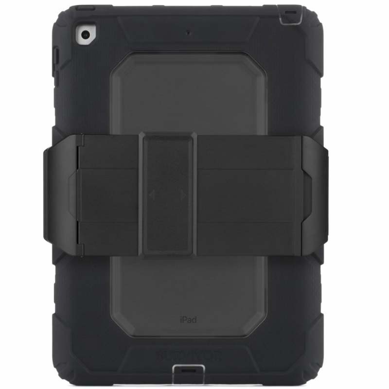 Shop Australia stock GRIFFIN SURVIVOR ALL-TERRAIN RUGGED CASE FOR IPAD 9.7 (6TH/5TH GEN)  - BLACK with free shipping online. Shop Griffin collections with afterpay Australia Stock
