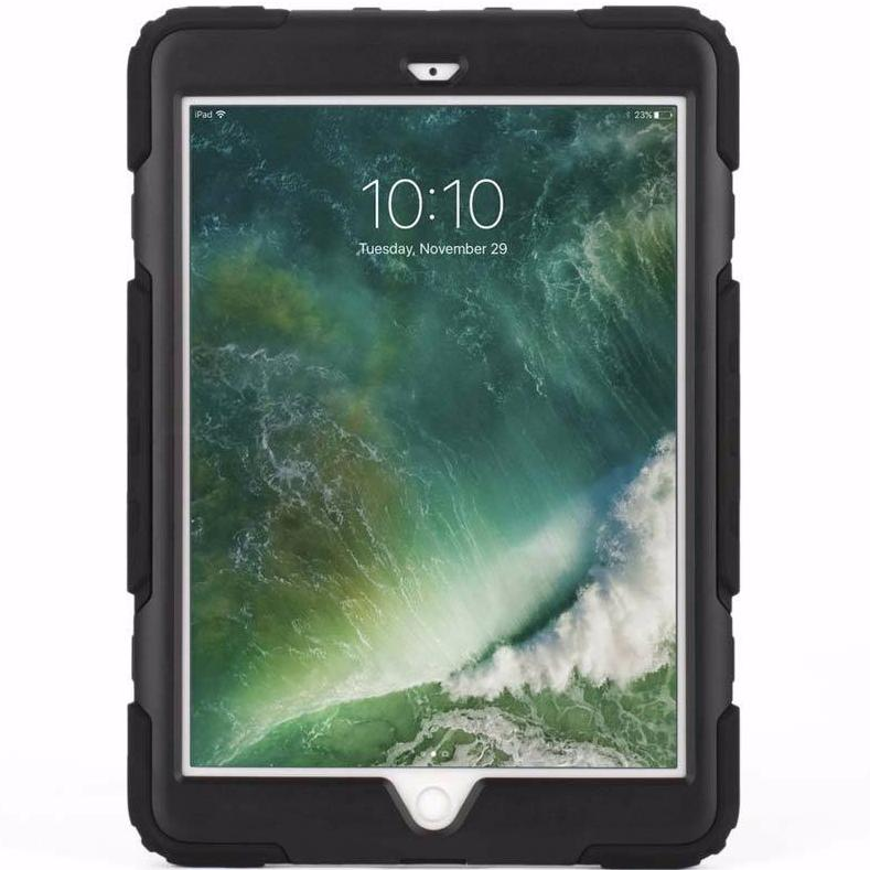 buy GRIFFIN SURVIVOR ALL-TERRAIN RUGGED CASE FOR IPAD 9.7 (2017) 5TH GEN - BLACK. Authorized distributor and free shipping express australia wide. Australia Stock