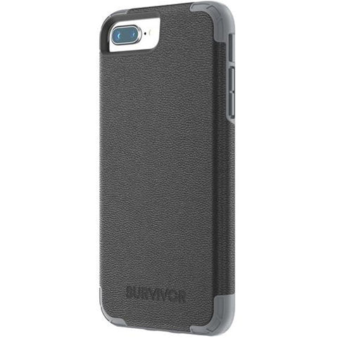 Shop Australia stock GRIFFIN SURVIVOR PRIME LEATHER CASE FOR iPHONE 8 PLUS/7 PLUS - BLACK with free shipping online. Shop Griffin collections with afterpay