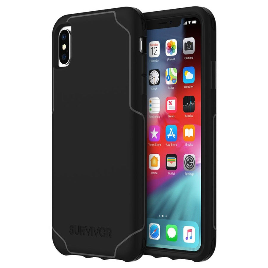 Get the latest stock SURVIVOR STRONG CASE FOR IPHONE XS MAX BLACK COLOUR From GRIFFIN free shipping & afterpay. Australia Stock