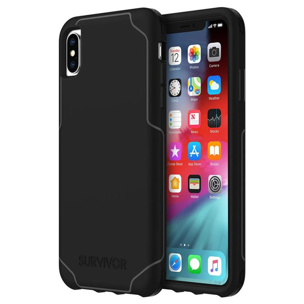 Get the latest stock SURVIVOR STRONG CASE FOR IPHONE XS MAX BLACK COLOUR From GRIFFIN free shipping & afterpay.