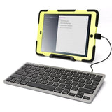 wired keyboard for iphone/ipad/ipods with lightning connector