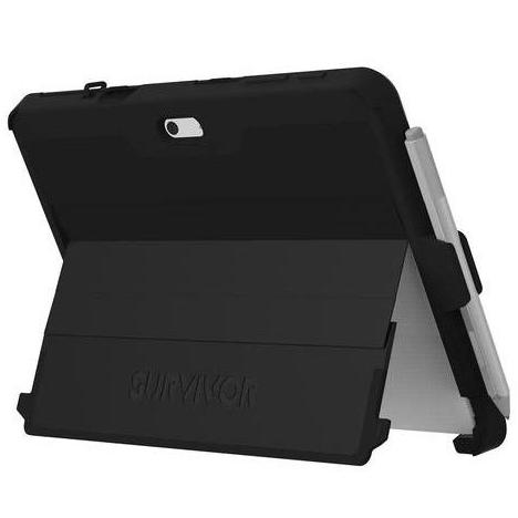 Shop Australia stock GRIFFIN SURVIVOR SLIM RUGGED CASE W/SHOULDER STRAP FOR SURFACE GO - BLACK with free shipping online. Shop Griffin collections with afterpay Australia Stock