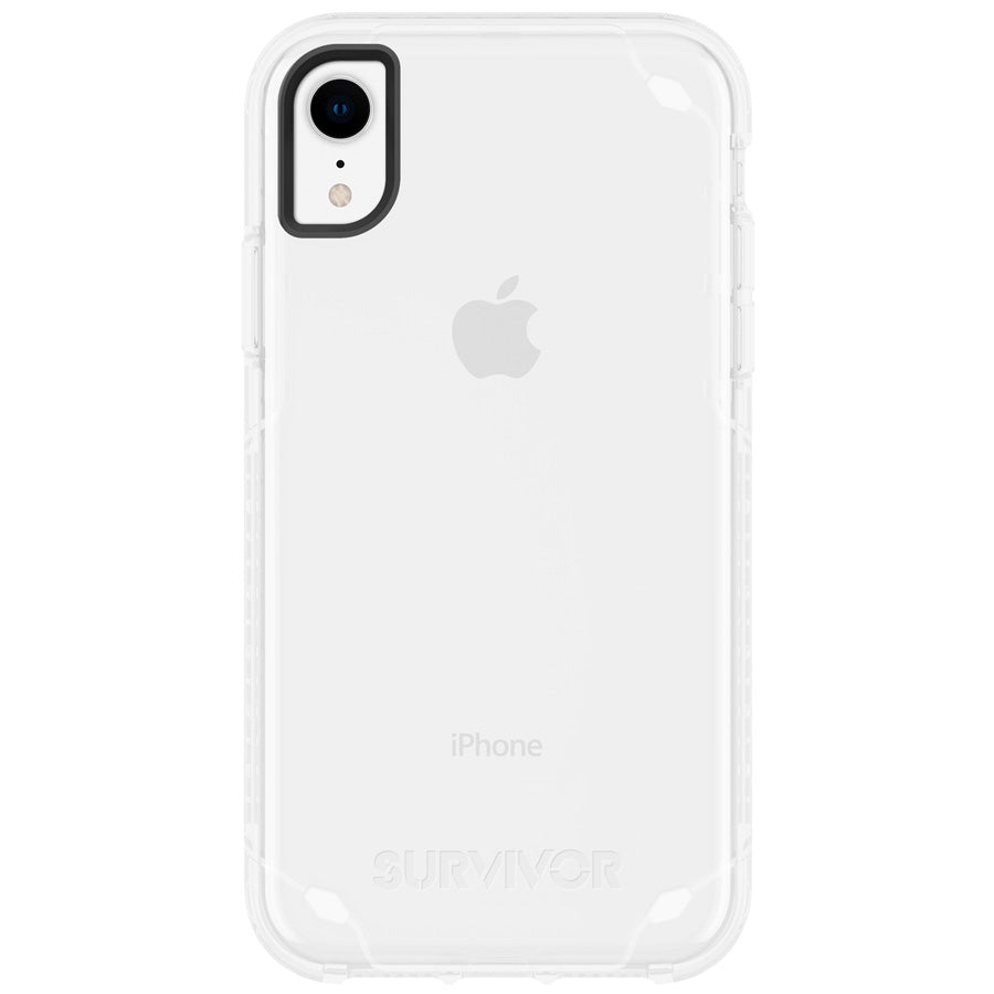 clear case with drop protection for iphone xr from griffin australia. buy online from australia biggest online store of griffin cases Australia Stock