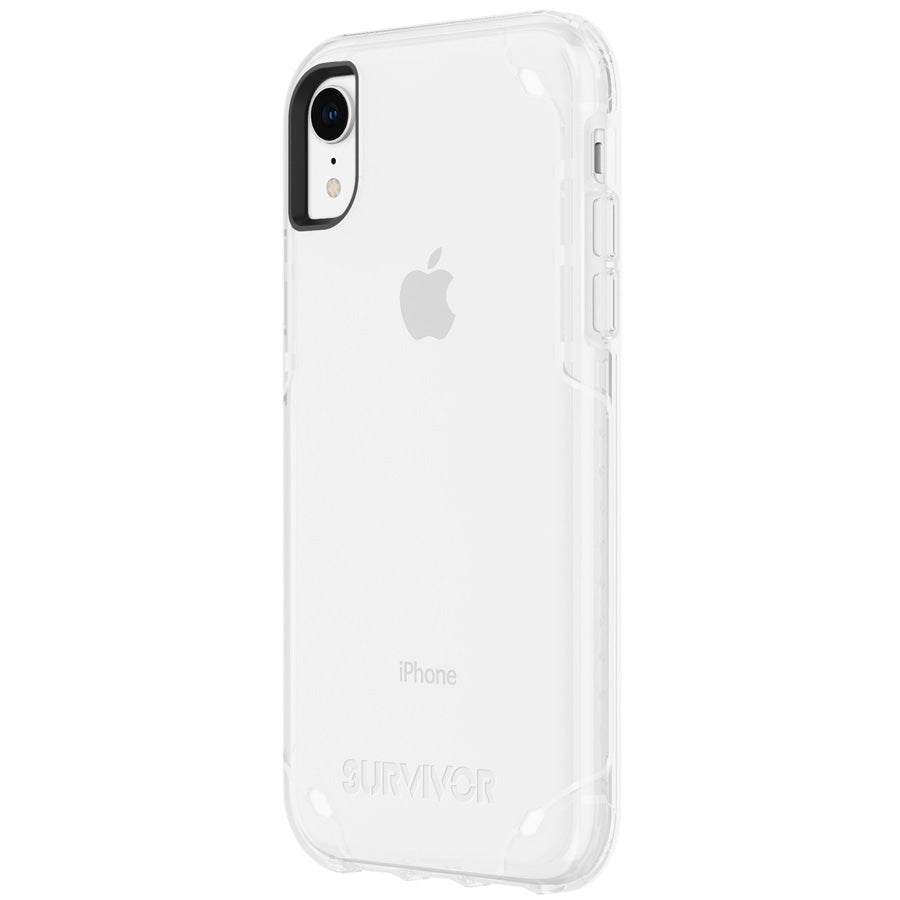 GRIFFIN SURVIVOR STRONG CASE FOR IPHONE XR - CLEAR Australia Stock