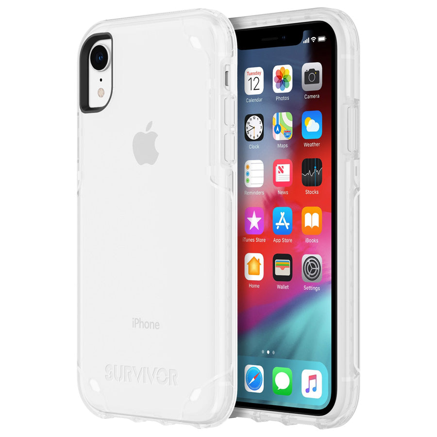 competitive price da483 29fa9 GRIFFIN SURVIVOR STRONG CASE FOR IPHONE XR - CLEAR