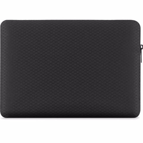 buy genuine incase ecoya slim sleeve with diamond ripstop for macbook pro 13 inch black colour in australia