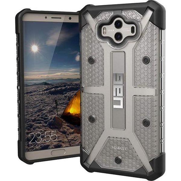 buy new and genuine Uag Plasma Composite Case For Huawei Mate 10 - Ice/black