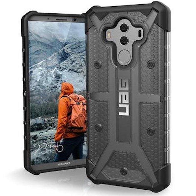 huge selection of 3dc69 8f791 UAG PLASMA COMPOSITE CASE FOR HUAWEI MATE 10 PRO - ASH/BLACK