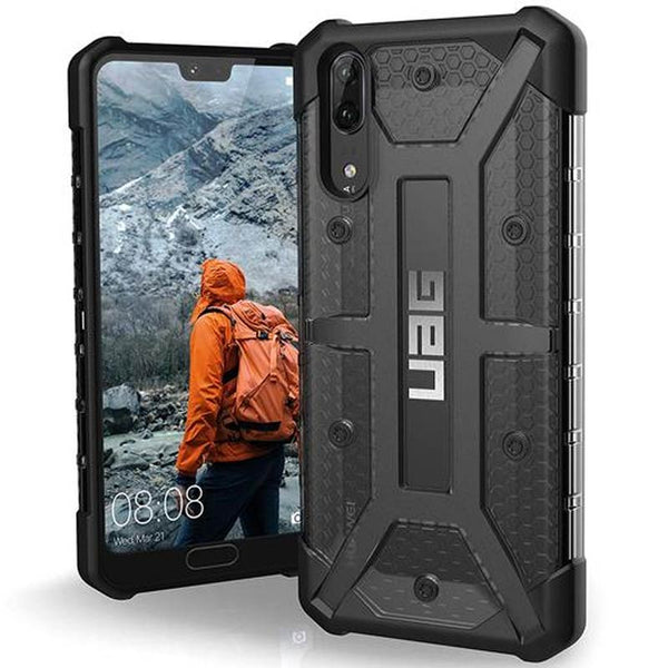 Buy online Uag Plasma Composite Case For Huawei P20 Ash/black