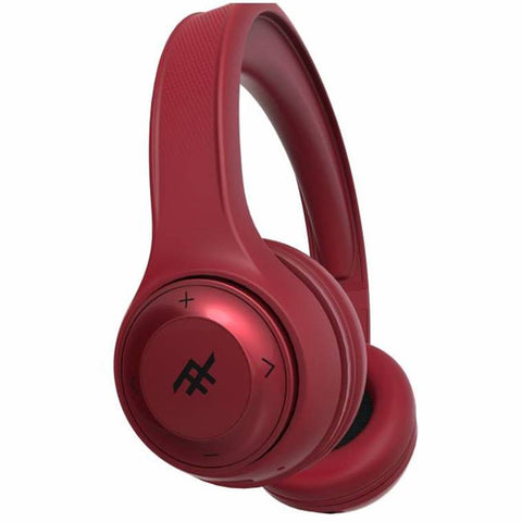 best place to buy ZAGG IFROGZ AURORA WIRELESS BLUETOOTH HEADPHONES - RED