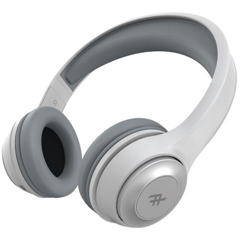 ZAGG IFROGZ AURORA WIRELESS BLUETOOTH HEADPHONES - WHITE COLOUR