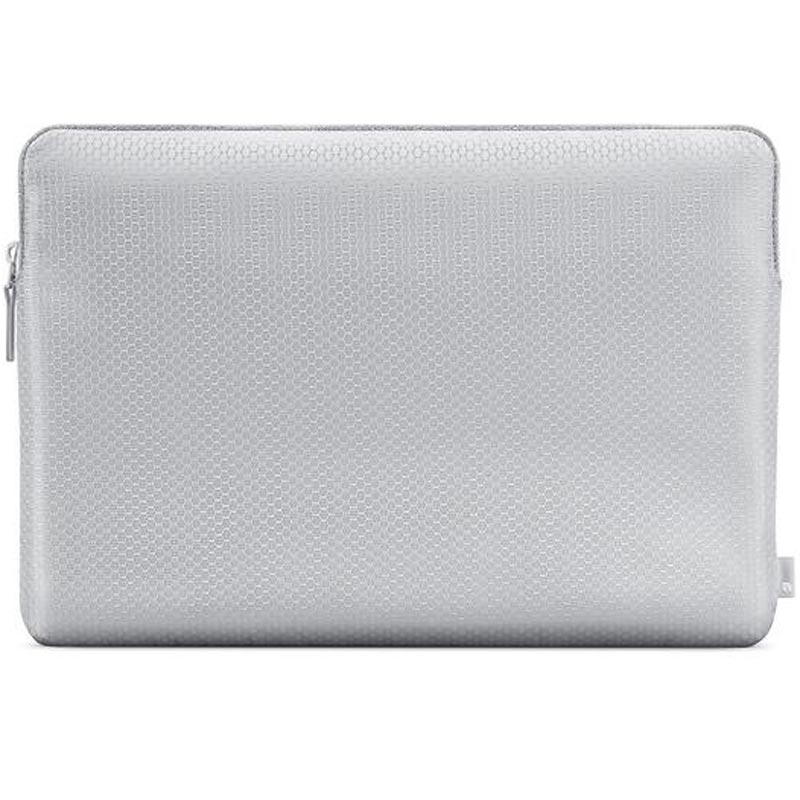 new product 924e1 57932 INCASE SLIM SLEEVE IN HONEYCOMB RIPSTOP FOR MACBOOK 13 INCH - SILVER