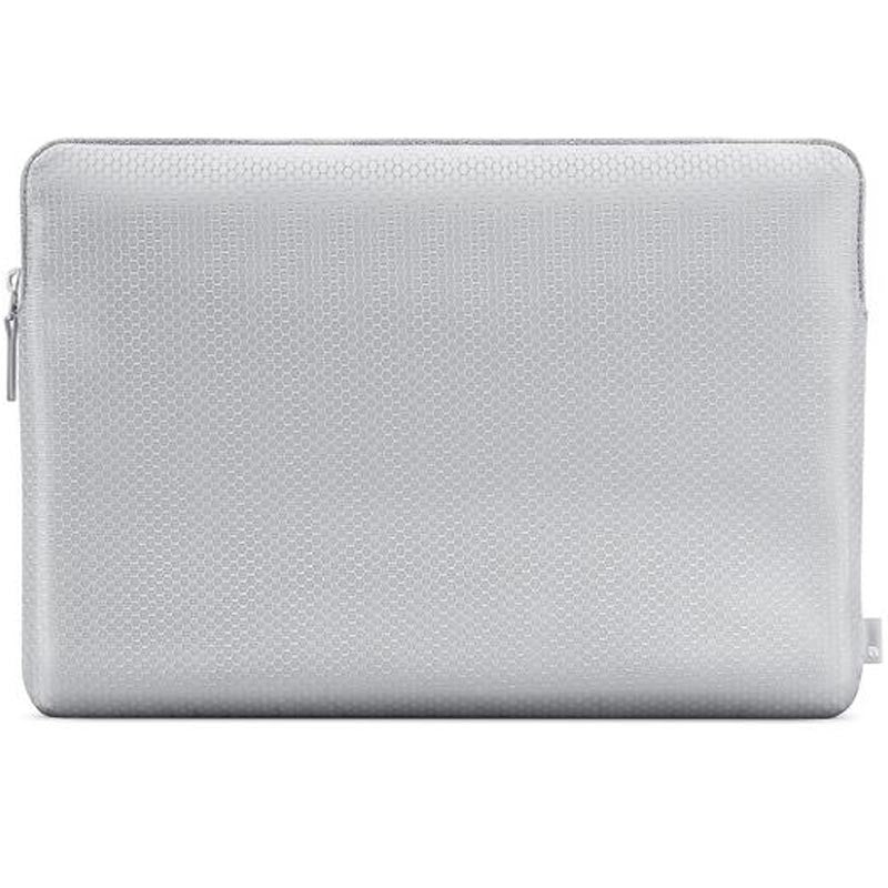 new product 0667e 8efe9 INCASE SLIM SLEEVE IN HONEYCOMB RIPSTOP FOR MACBOOK 13 INCH - SILVER