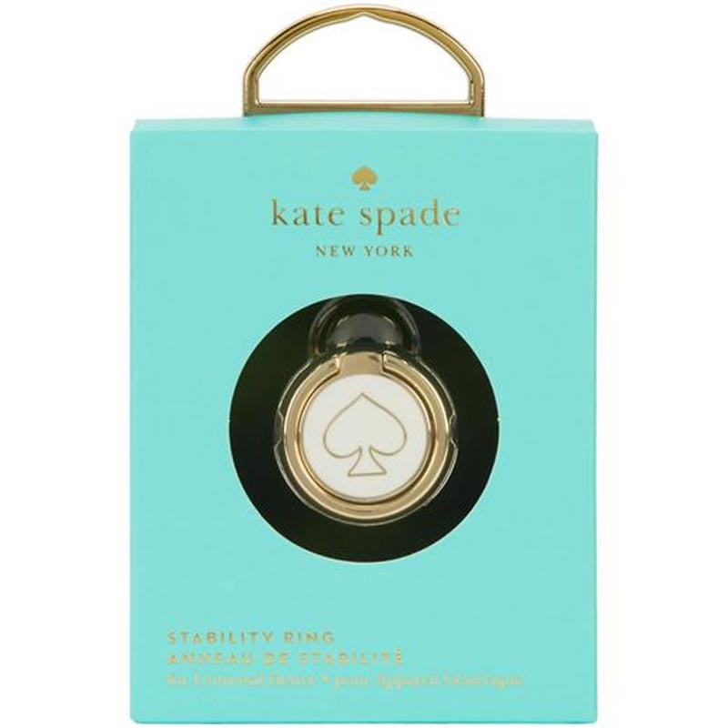 incipio kate spade new york stability ring gold and cream enamel color Australia Australia Stock