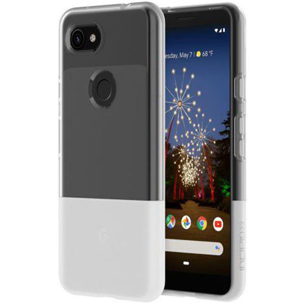 clear case for new google pixel 3a. buy online at syntricate with afterpay payment