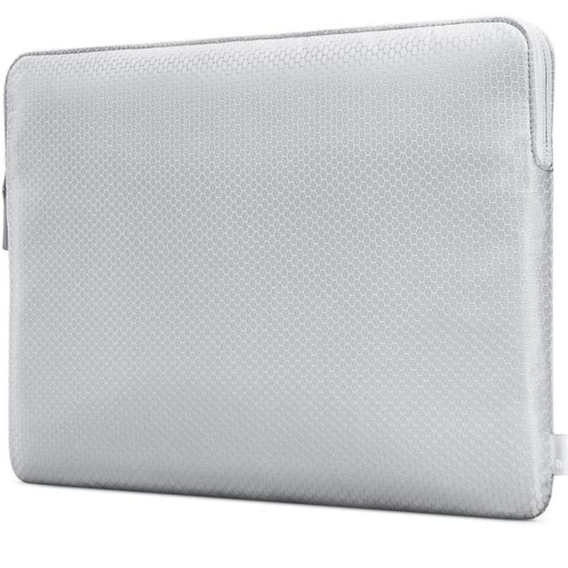 INCASE SLIM SLEEVE IN HONEYCOMB RIPSTOP FOR MACBOOK AIR 13 INCH - SILVER Australia Stock
