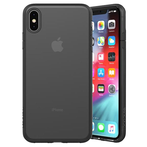iPhone Xs & iPhone X Clear black incase case & cover online with afterpay Australia Stock