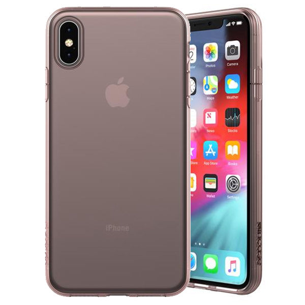 Shop rose gold case from Incase Clear series for iPhone XS max Australia Stock