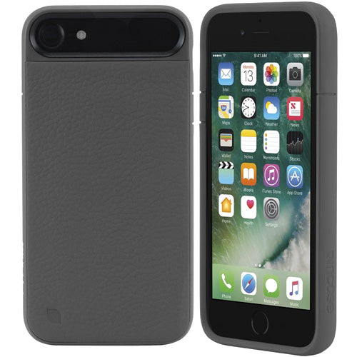 place to buy genuine Incase Icon II Pebbled Leather TENSAERLITE Case for iPhone 8/iPhone 7 - Grey australia
