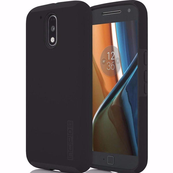 Best place to shop and buy Incipio DualPro Case for Moto G4/G4 Plus - Black/Black. Authorized distributor offer free express shipping Australia wide from authorized distributor Syntricate.
