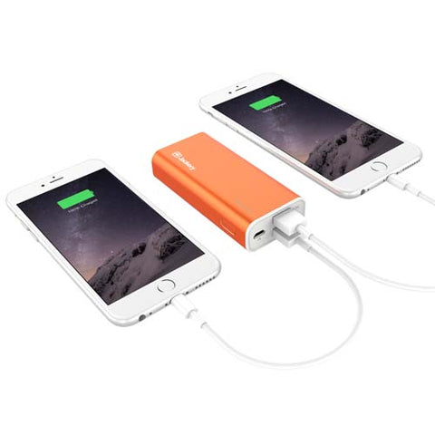 Shop Australia stock Jackery FORCE 115 5200mAH Portable Battery Dual USB Output 5V/2.1A - Orange with free shipping online. Shop Jackery collections with afterpay