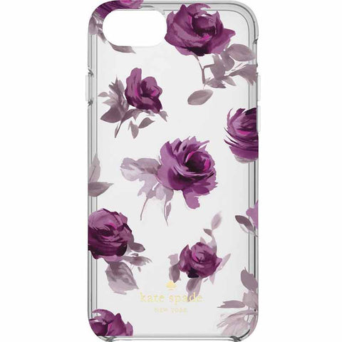 Shop Australia stock Kate Spade New York Protective Hardshell Clear Case for iPhone 8/7 - Rose symphony with free shipping online. Shop Kate Spade New York collections with afterpay