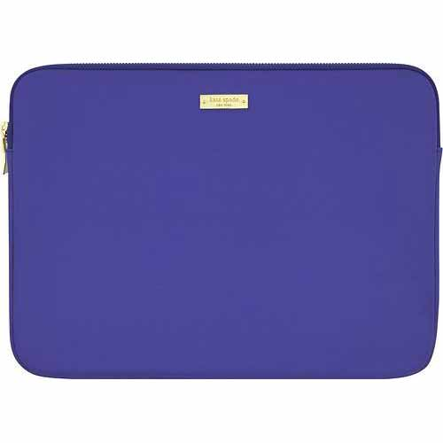 BUY Kate Spade Saffiano Sleeve for Macbook 13 inch - Blue AUSTRALIA Australia Stock