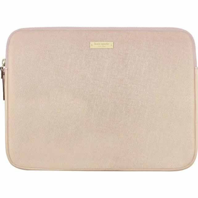BUY Kate Spade Saffiano Sleeve for Surface Pro 3/Pro 4 - Rose Gold AUSTRALIA Australia Stock